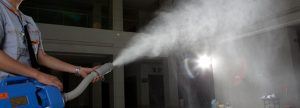 ULV fogging and disinfectant cerices with biocides in Cape Town by VerminX Pest Control